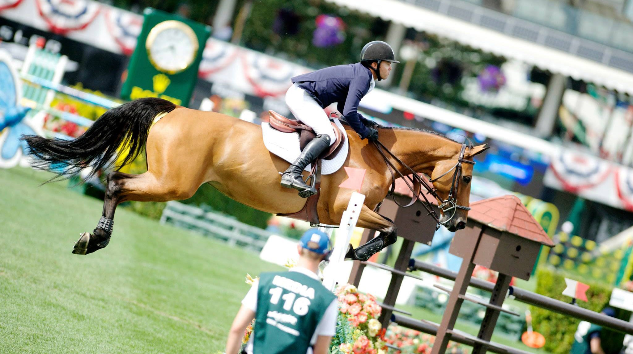 Kent Farrington, International equestrian of the year
