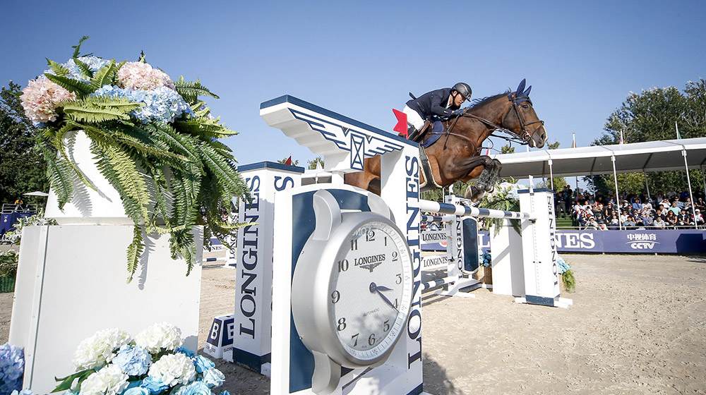 UPDATE: Equestrian Events cancelled due to EHV-1