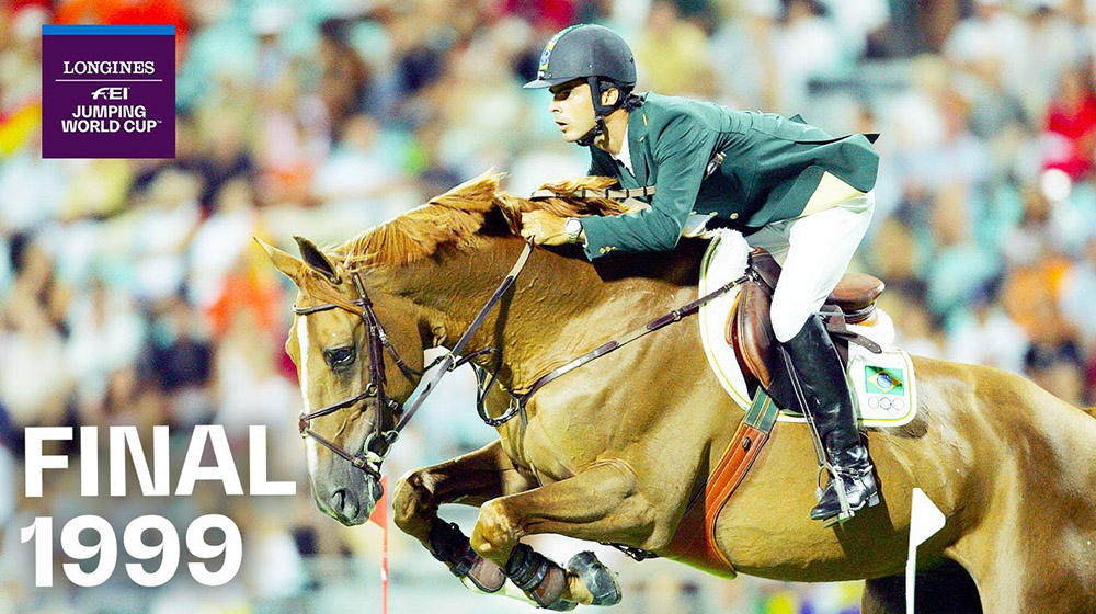 FEI World Cup Final in Gothenburg: the 1999 finale