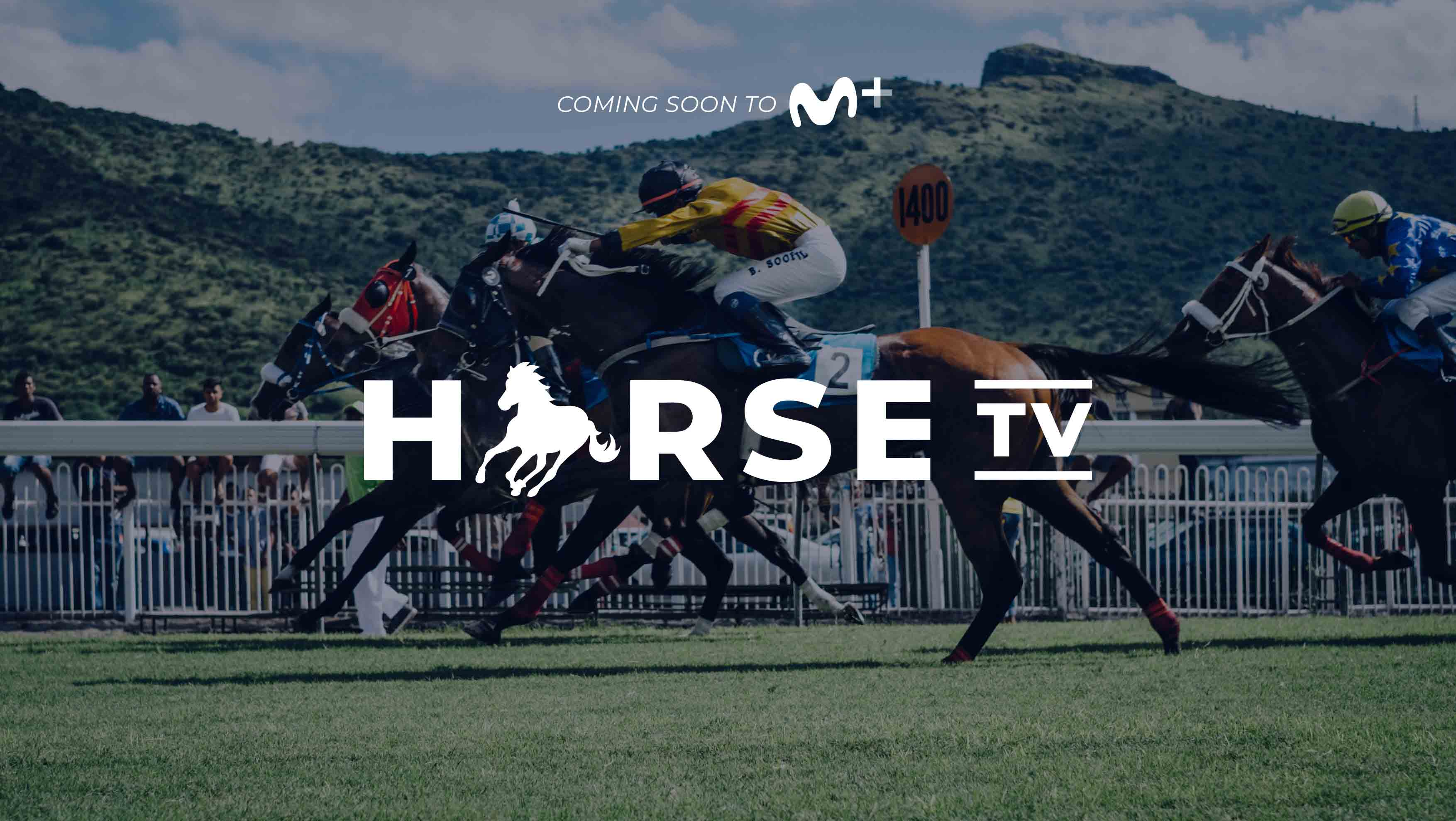HorseTV arrives for the first time to Spain with Movistar +